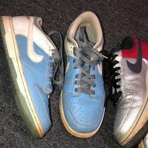 Nike Shoes - 3 Pair Nike Lot